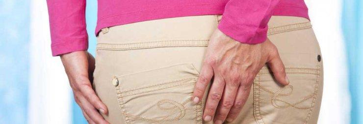 Молочница в заднем проходе у женщин симптомы