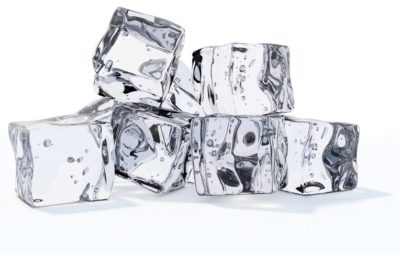 Действие льда