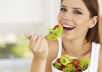 Гимнастика и диета