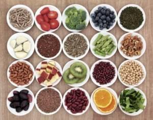 Необходимые для печени фрукты и овощи