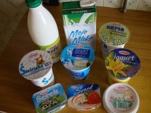 Любой ли йогурт в магазине подходит больному панкреатитом